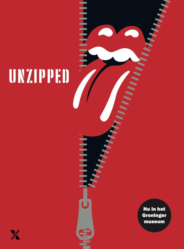 The Rolling Stones: Unzipped - 9789401613125
