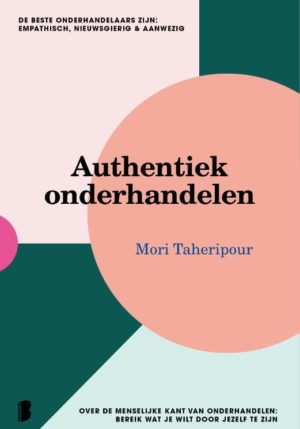 Authentiek onderhandelen - 9789022585771