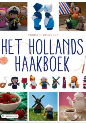 Het Hollands haakboek - 9789462502864