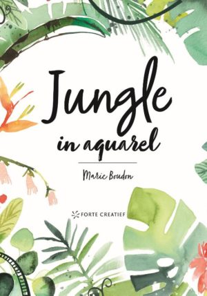 Jungle in aquarel - 9789462502819