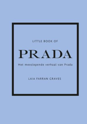 Little Book of Prada - 9789021579405