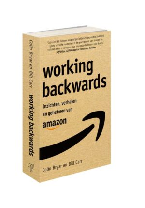 Working Backwards - 9789400512030
