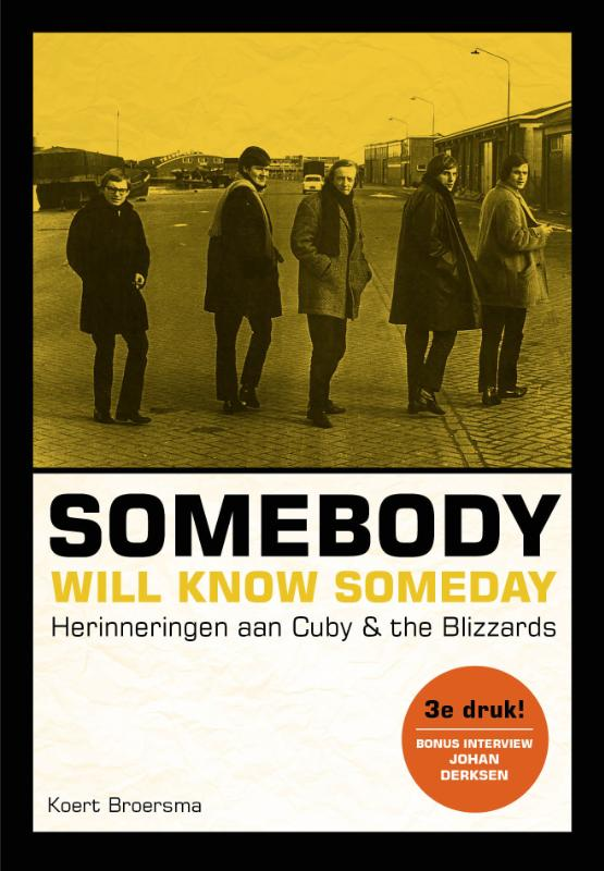 Somebody will know someday - 9789023257974